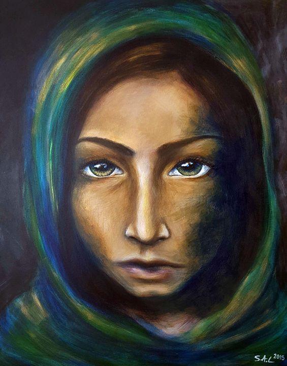 enrich my culture - Art by S.A.L