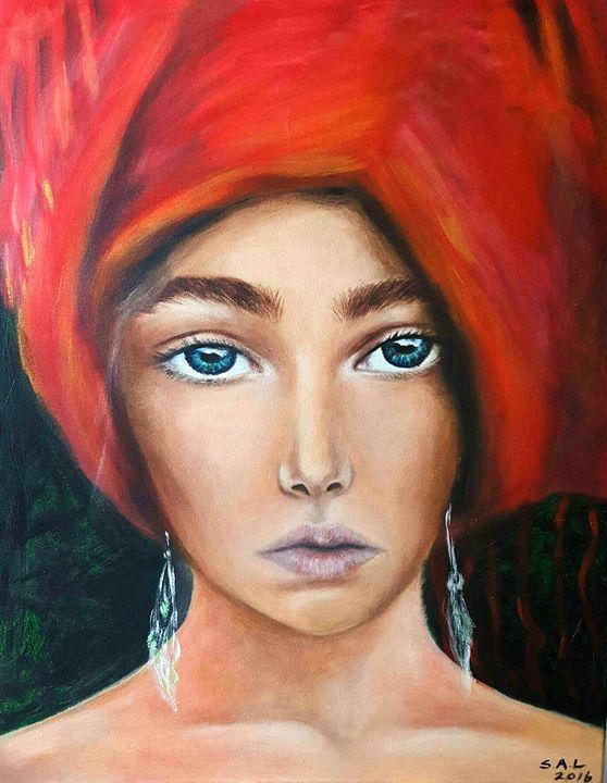 enrich my culture #3 - Art by S.A.L