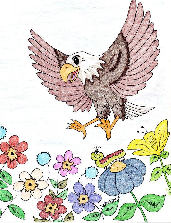Bald Eagle - Precious Paws