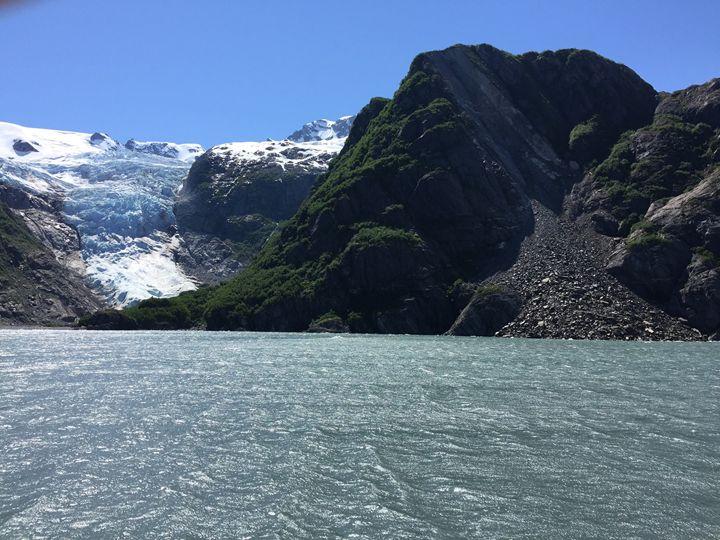 Glacier - Emma Saxby