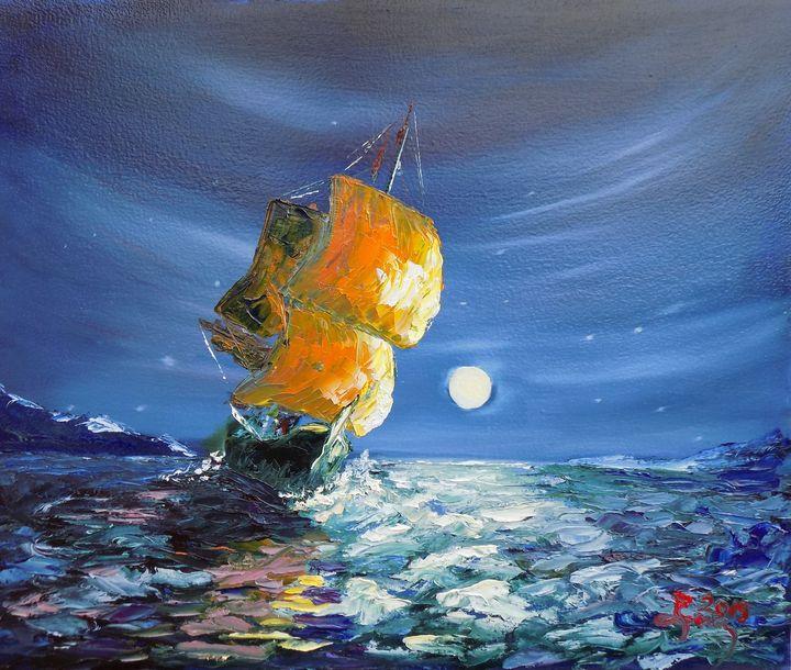 Windy Night - Nick Ercsei