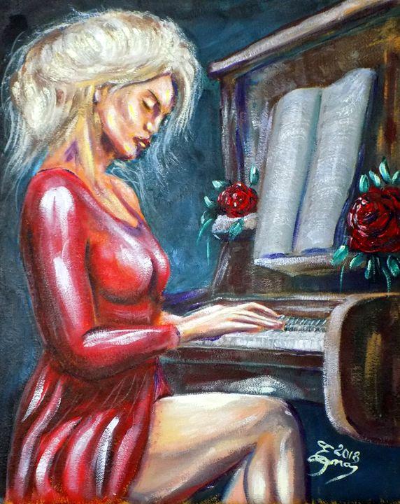 Piano Girl - Nick Ercsei
