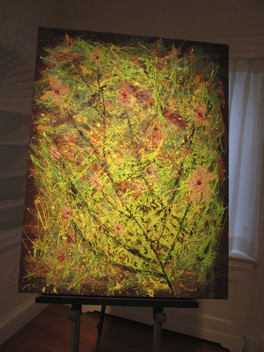 A DRY GARDEN - Elaine Cafritz Gallery