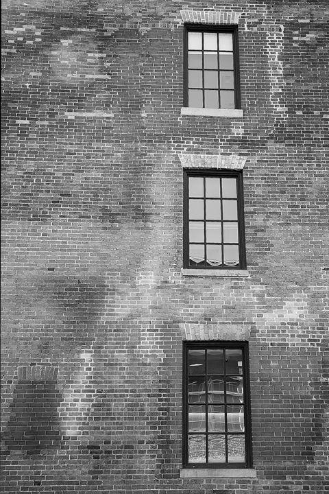 Brick and Glass - Through my eyes