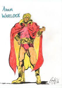 Adam Warlock Complete