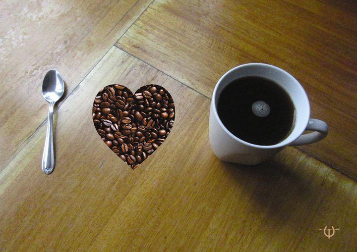 I love coffee2 - Tracey Wild Heart