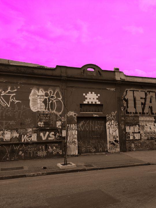 Pink Sky series - Cicero Spin