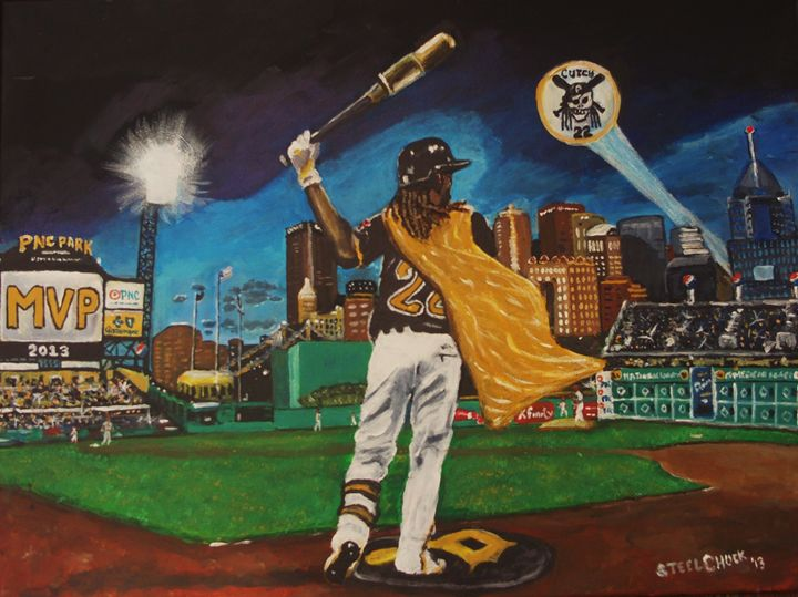 Cutch MVP - STeeLChUcK ART