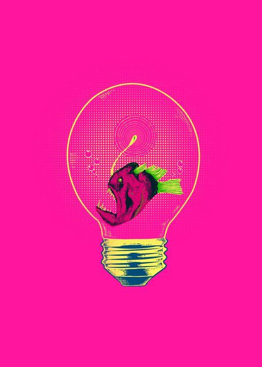 Anglerfish bulb - barmalisiRTB