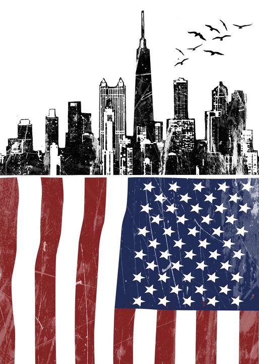 America city - barmalisiRTB