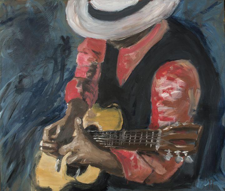 Guitarman - Josh gee