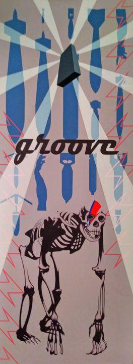 groove - Hirotaka Suzuki