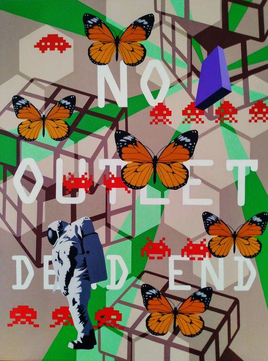 Monolith (violet) - Hirotaka Suzuki