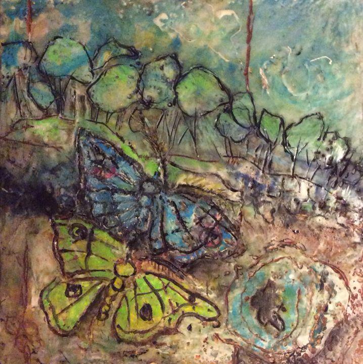 Moths - Lara's Art