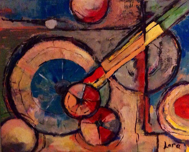 Dueling Banjos - Lara's Art
