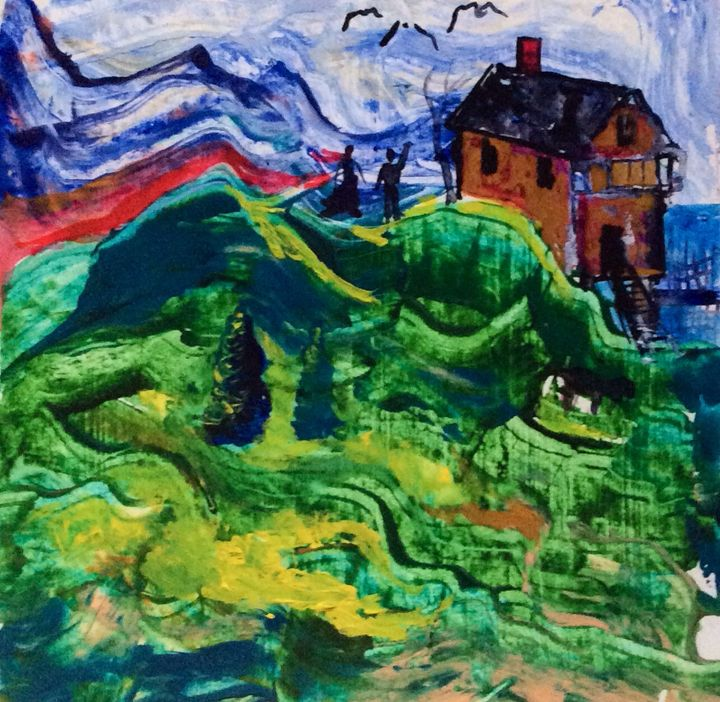 Dream Home - Lara's Art