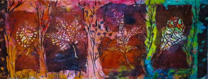 Leaves and Trees - Lara's Art