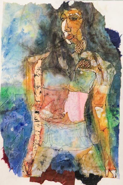 Amazon Woman - Lara's Art