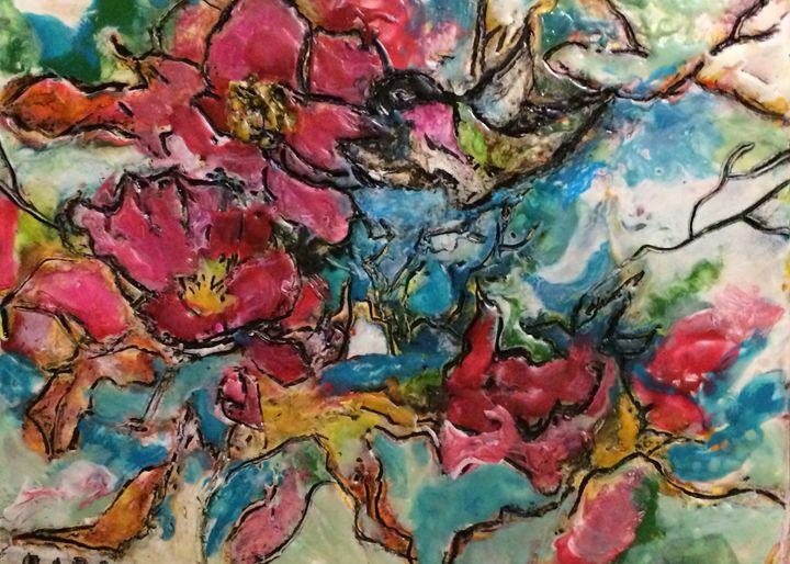 Hummingbird - Lara's Art