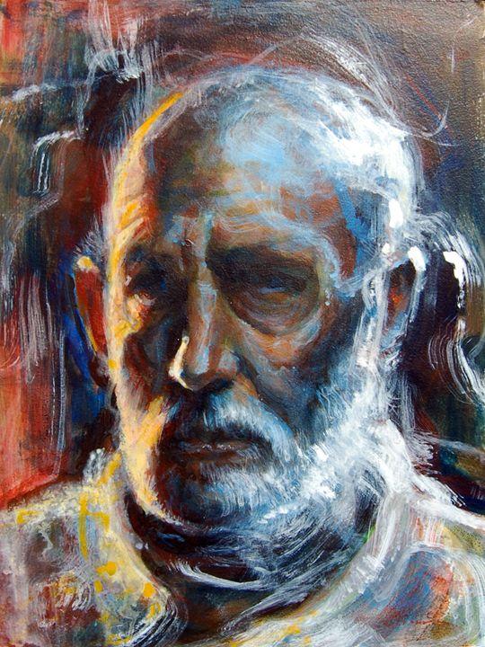 Portrait of A Man - asafamario