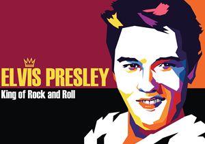 Elvis Presley (Pop Art)