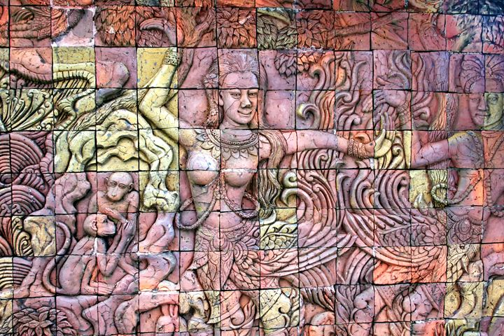 Dancing Mosaic - VisionTrekker