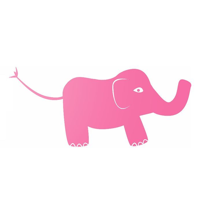 To See The PINK Elephant - HelloCleanOne