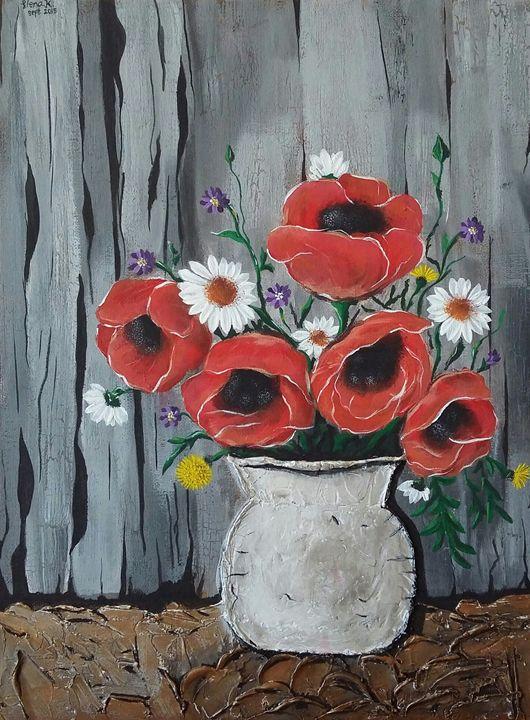 flowers - Kovács Elena