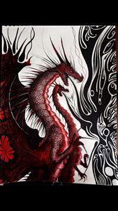 Blood dragons bond