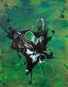 Black Supernova on Emerald Expanse