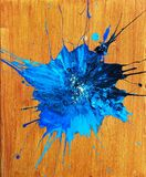Supernova in Blue