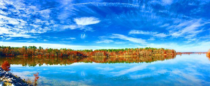 Santee Wildlife Refuge in Fall - Lake Marion Artisans