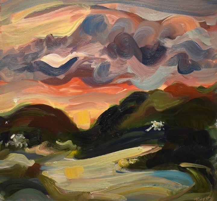Caneel Bay - Okerson Fine Art Gallery