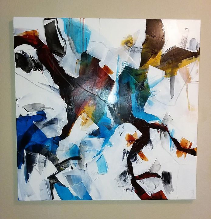 Joie De Vivre VII - Okerson Fine Art Gallery