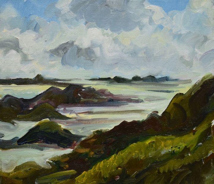 Coral Bay - Okerson Fine Art Gallery
