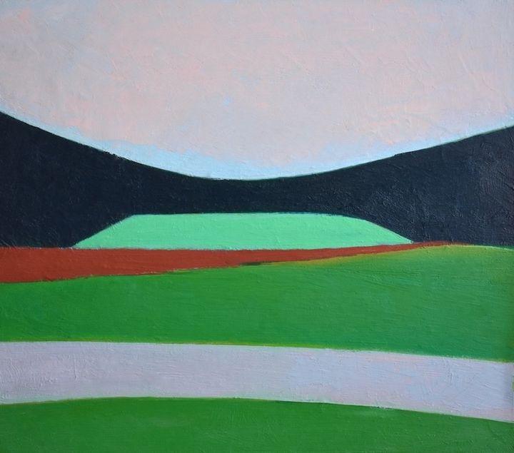 Meadows II - Okerson Fine Art Gallery