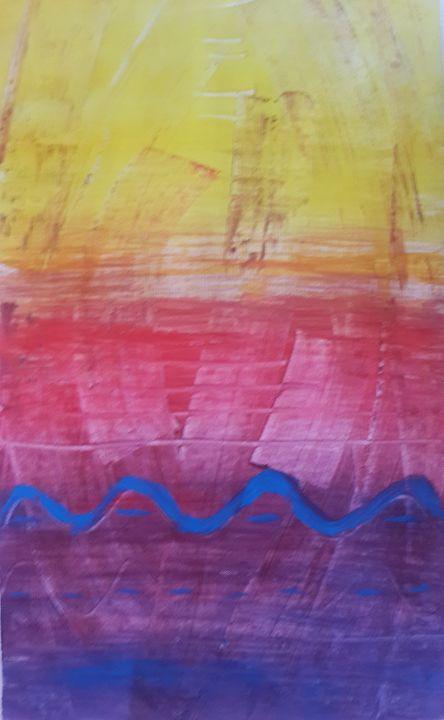 The Flow Within - TriniartStudio