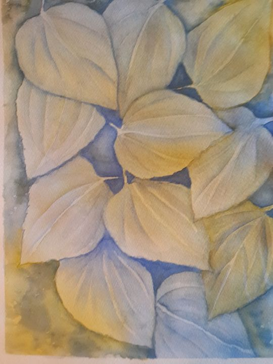 Caribbean Leaves - TriniartStudio