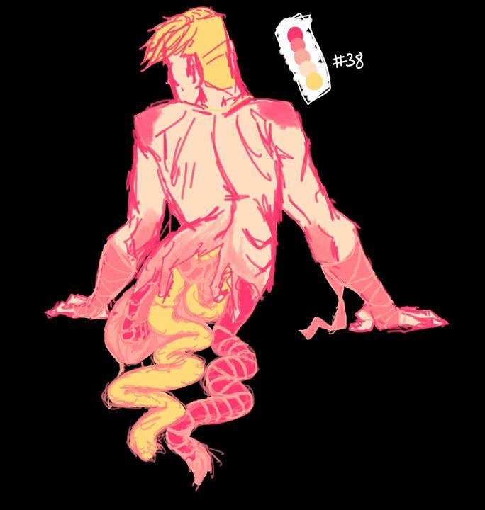 guts: color pallet 38 - The Pastel Prince