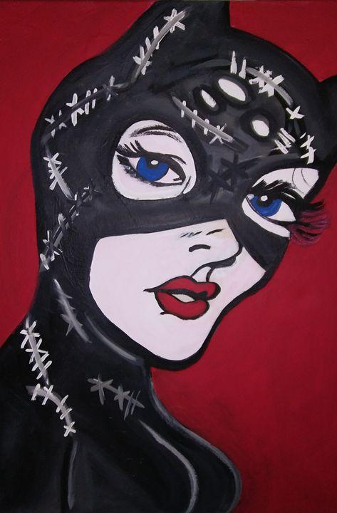 Cat got yur Tongue - Ruthee Vallo