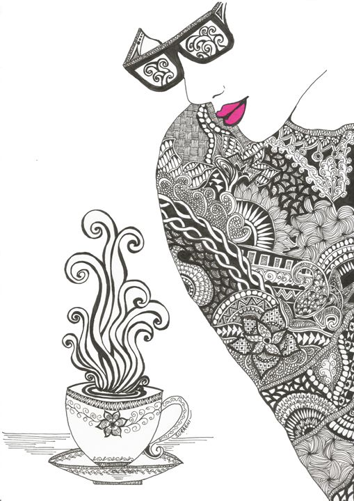 Coffee n Spice - Intricale Ink