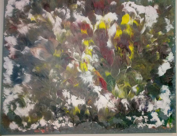 No.460 Angel Wings - Artist Christine Ugbomah