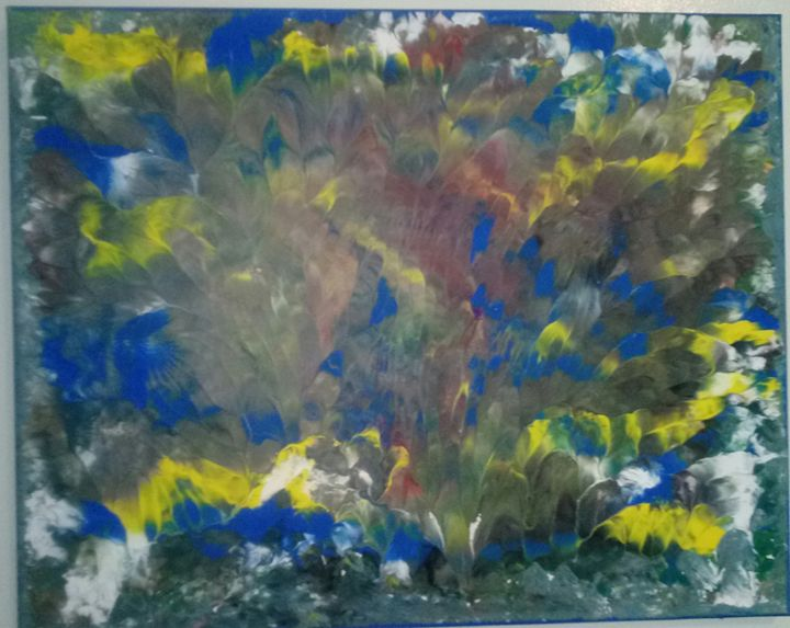 No.123 Angels Wings - Artist Christine Ugbomah