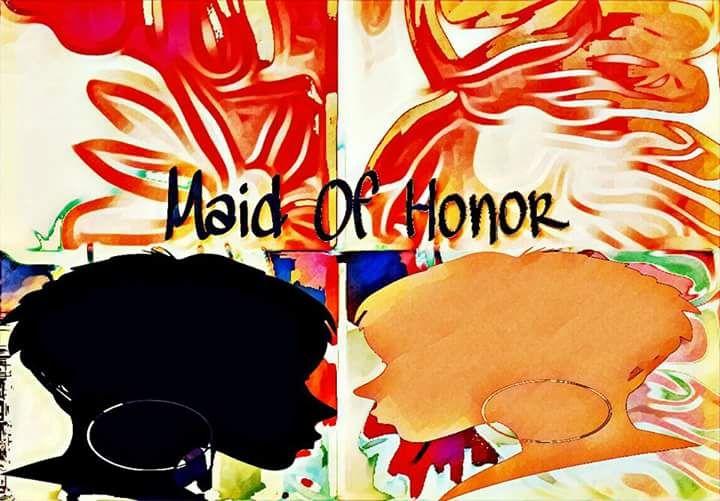No.111 Maid Of Honor - Artist Christine Ugbomah