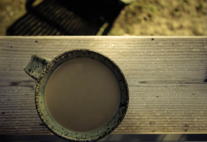 Morning Coffee - Chelsea Moudry Photography