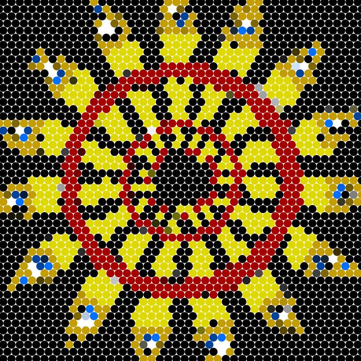 Star of Dots - Taystee