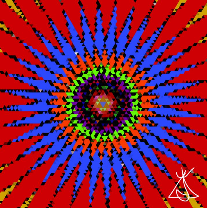 Triangular Vision - Taystee