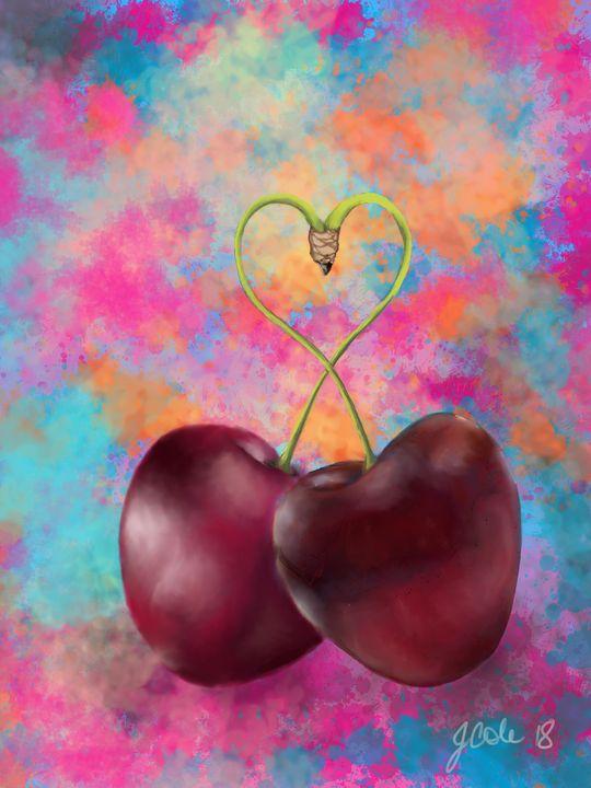Young Love - Caddywhompuscreation