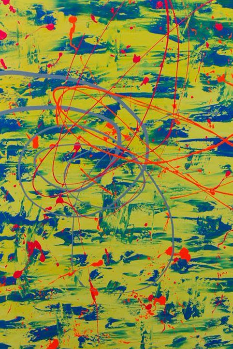 JMM: Fluorescence - Moyle's Abstract Fine Art