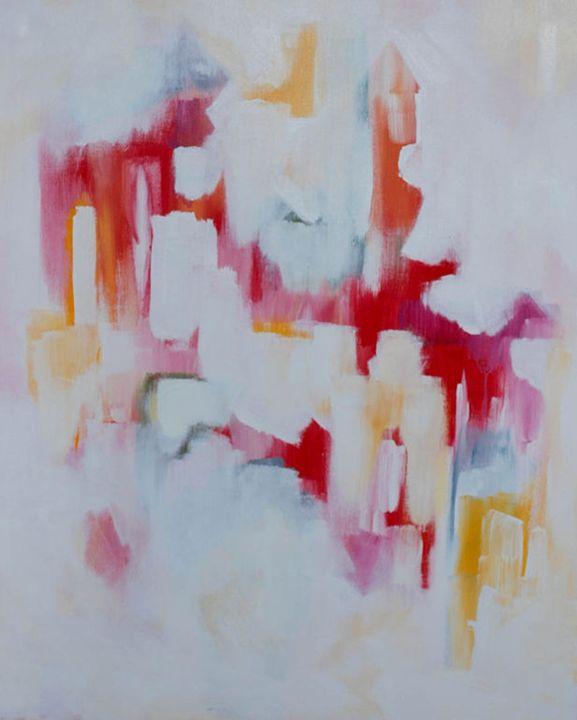 John and Katy - Moyle's Abstract Fine Art